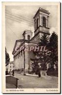 CPA La Roche Sur Yon La Cathedrale - La Roche Sur Yon