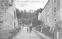 VALMONDOIS La Naze Route De La Gare - Valmondois