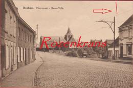 Reckem Rekkem Neerstraat Bass-Ville West-Vlaanderen  Menen - Menen