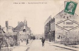 HAM 1921 Rue Du Général FOY - Ham