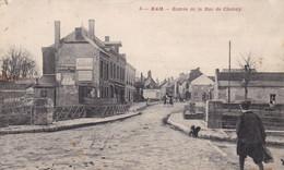 Ham  Entrée Rue De Chauny - Ham