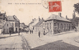 Ham  L'octroi Coté St Sulpice - Ham