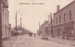 Eppeville  Route De Nesle - Ham