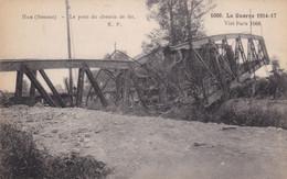 Ham Le Pont Du Chemin De Fer - Ham