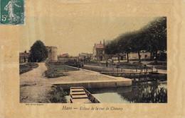 Ham Ecluse De La Route De Chaulny - Ham