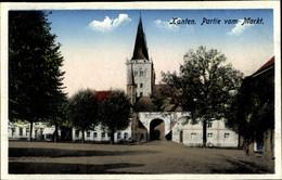 CPA Xanten Am Niederrhein, Marktpartie, Kirche - Other