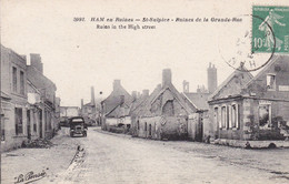 Ham En Ruine St Sulpice - Ham