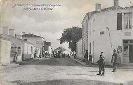 85 - Vendée - L' AIGUILLON Sur MER - Entrée Dans Le Bourg - Other Municipalities