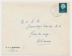 Envelop Limmen 1960 - Arts - Unclassified
