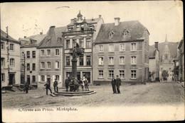 CPA Prüm In Der Eifel, Marktplatz - Germania