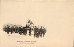 CPA Funérailles De Félix Faure, Couronne Des Douaniers, Bestattung Des Präsidenten, Zöllner - Andere