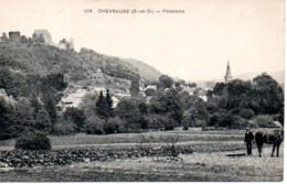 CHEVREUSE  PANORAMA - Chevreuse