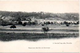 CHEVREUSE  PANORAMA SUD EST - Chevreuse