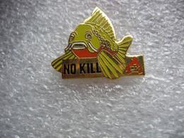 """Pin's Poisson """"No Kill"""" - Animali"""