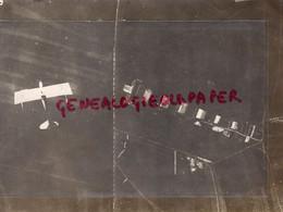 51-MARNE VALMY  AVIATION  1918-  ALBUM PHOTOS MONTMORT VE ARMEE -1ER CC 47 E SECTION PHOTO AERIENNE - Aviation