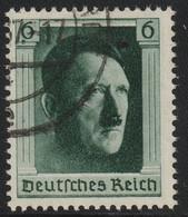 Deutsches Reich - 1937 Michel 646  48th Birthday Of Adolf Hitler - Duitsland