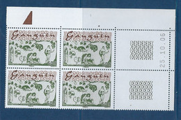 "Polynésie Coins Datés YT 795 "" Oeuvres De P. Gauguin "" Neuf** Du 25.10.2006 - Französisch-Polynesien"