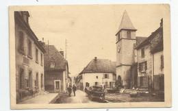 MONESTIER DE CLERMONT - La Mairie Et L'Eglise - Sonstige Gemeinden