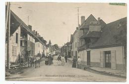 MONESTIER DE CLERMONT - La Grande Rue - Sonstige Gemeinden