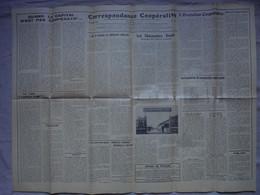 Ancien - Bulletin Correspondance Coopérative N° 10 Octobre 1936 - Zeitschriften: Abonnement