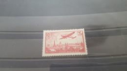 LOT516373 TIMBRE DE FRANCE NEUF** LUXE N°PA11 VALEUR 50 EUROS DEPART A 1€ - 1927-1959 Postfris