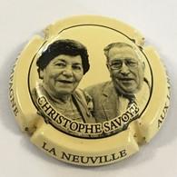 38b - 2 - Christophe Savoye (jaune Clair) La Neuville Aux Larris (côte 2 Euros) - Andere