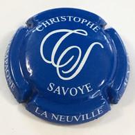 42b - NR - Christophe Savoye (bleu Brillant) La Neuville Aux Larris - Andere