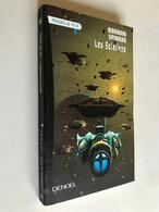 PRESENCE DU FUTUR N° 631    LES SOLARIENS  Norman SPINRAD    Editions DENOËL  2000  Collection Tbe - Denoël