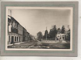 CPA - (81) GAILLAC - Aspect De L'avenue De La Gare Dans Les Années 40 / 50 - Gaillac