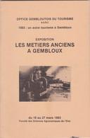 Les Métiers Anciens à Gembloux - Collections