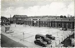 Erquelinnes - La Gare 1955 - Erquelinnes