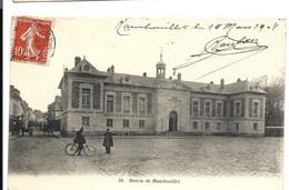 Mairie De RAMBOUILLET (1907) - Agent De Ville ? Vente Directe X - Polizei - Gendarmerie
