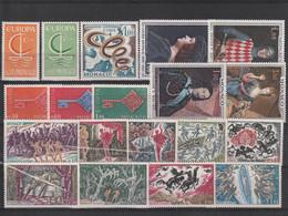 Monaco Varia **, Zeer Mooi Lot K1124 - Collections (without Album)