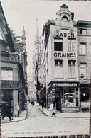 Bruxelles : Rue Pain Et Chair - Cafés, Hoteles, Restaurantes