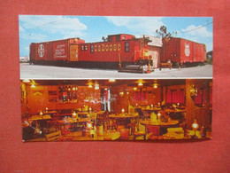 The Caboose Steak House  Fern Park Florida >   Ref 4412 - Trains