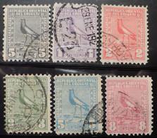 1927 URUGUAY Used - Tero Teru Bird Birds Ave Vogel Oiseau - Yv 324/9 - Uruguay