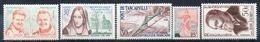 FRANCE 1959 - (**) - N° 1213 à 1217 - (Lot De 5 Valeurs Différentes) - Francia