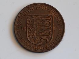 Jersey 1/12 Shilling 1957 - Jersey