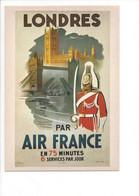 25770 - Air France Londres Falencei 1948 - Otros