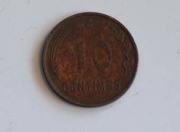 Luxembourg 10 Centimes 1930 - Lussemburgo