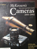 McKeoawn's Price Guide Tot Antique And Classic Cameras 2001/2002 - Photography
