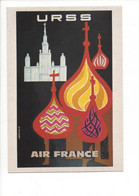25772 - Air France URSS Jean Colin 1963 Spadem - Otros