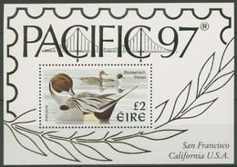 Irland 1997 Spießente Briefm.-Ausstellung PACIFIC '97 Block 23 Postfr. (C16361) - Blocchi & Foglietti