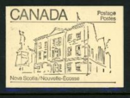 Canada Booklet 1982 - Neufs