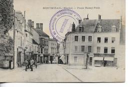 MONTMIRAIL - Place Remy Petit - Montmirail