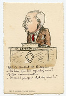 M. Edouard La Ferrière éminent Juriste. Avocat Au Barreau De Paris - Figuren