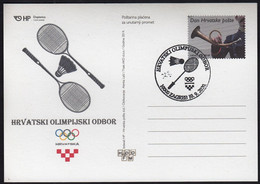 Croatia Zagreb 2020 / Croatian Olympic Committee / Badminton - Tenis De Mesa