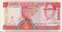 GAMBIA=N/D     5  DALASIS   P-12    UNC - Gambia