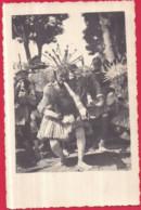 Carte-Photo Copyright By Maurice COLLIN Postée En 1939 D'OUBANGUI-CHARI, Cachet Escadrille Afrique Équatoriale BANGUI - Zentralafrik. Republik