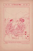 LA VIE PARISIENNE  Humour Erotisme Ed Touraine (2) Fabiano(3) C Herouard  R Prejelan L Vallet 8 Scans - 1900 - 1949